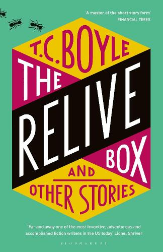 The Relive Box and Other Stories (Hardback)