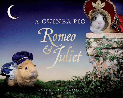 A Guinea Pig Romeo & Juliet - Guinea Pig Classics (Hardback)