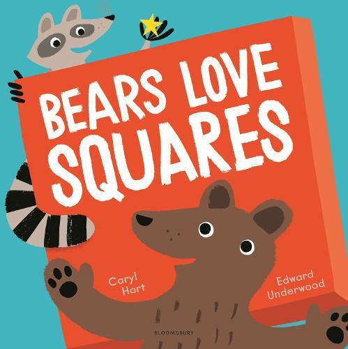 Bears Love Squares (Paperback)