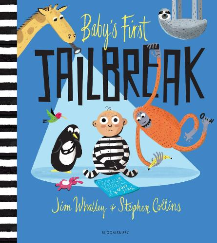 Saturday Morning Storytime: Baby's First Jailbreak
