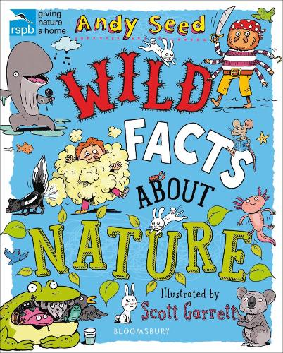 RSPB Wild Facts About Nature (Paperback)