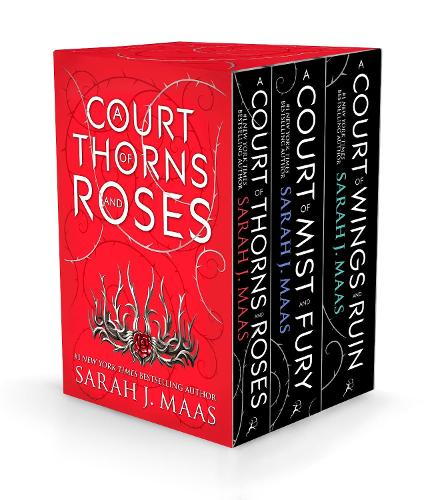 A Court of Thorns and Roses Box Set - A Court of Thorns and Roses