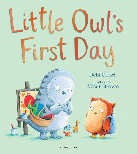 Little Owl's First Day (Hardback)
