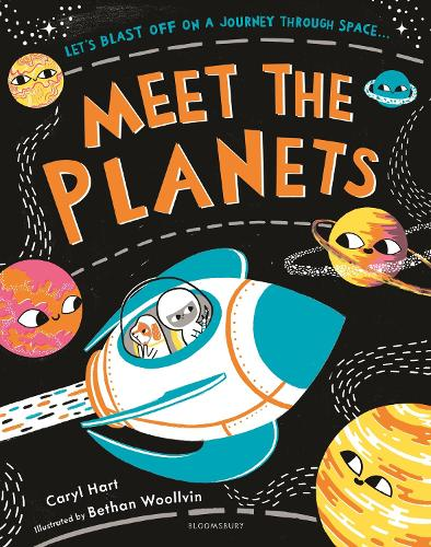 Meet the Planets (Paperback)