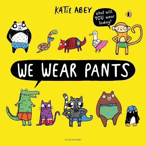 We Wear Pants (Paperback)