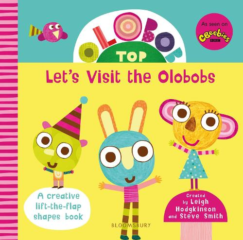 Olobob Top: Let's Visit the Olobobs (Board book)