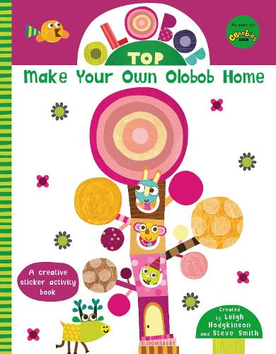 Olobob Top: Make Your Own Olobob Home (Paperback)