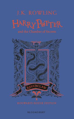 Harry Potter and the Chamber of Secrets - Ravenclaw Edition (Hardback)
