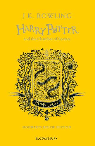 Harry Potter and the Chamber of Secrets - Hufflepuff Edition (Hardback)