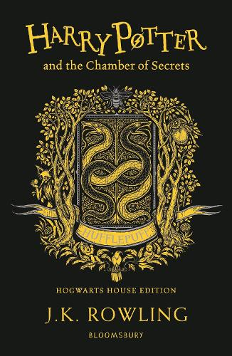 Harry Potter and the Chamber of Secrets - Hufflepuff Edition (Paperback)