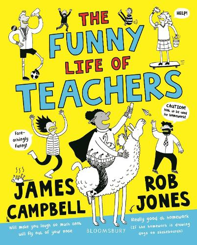 The Funny Life of Teachers (Paperback)
