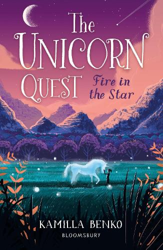 Fire in the Star: The Unicorn Quest 3 - The Unicorn Quest (Paperback)