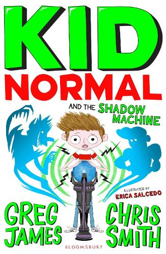 Kid Normal and the Shadow Machine - Kid Normal (Paperback)