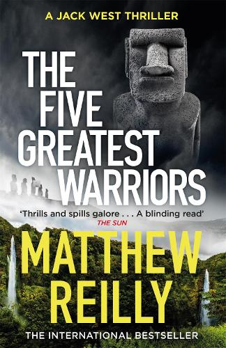 The Five Greatest Warriors - Jack West Series (Paperback)