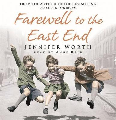 Farewell To The East End (CD-Audio)