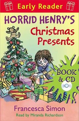 Horrid Henry's Christmas Presents - Horrid Henry Early Reader 55