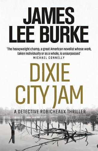 Dixie City Jam - Dave Robicheaux (Paperback)