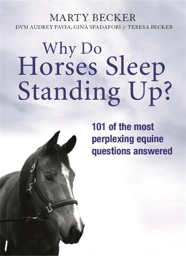 Why Do Horses Sleep Standing Up? (Paperback)