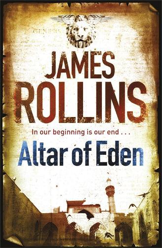 Altar of Eden (Paperback)