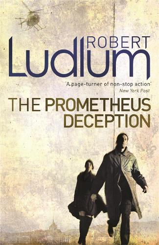 The Prometheus Deception (Paperback)