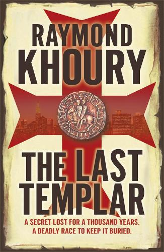 The Last Templar (Paperback)
