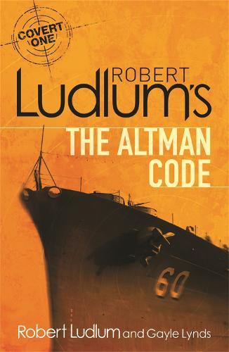 Robert Ludlum's The Altman Code: A Covert-One Novel - COVERT-ONE (Paperback)