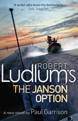 Robert Ludlum's The Janson Option (Paperback)