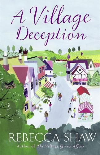 A Village Deception - Turnham Malpas (Paperback)