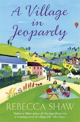 A Village in Jeopardy (Hardback)