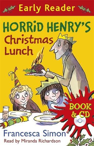 Horrid Henry Early Reader: Horrid Henry's Christmas Lunch: Book 29 - Horrid Henry Early Reader