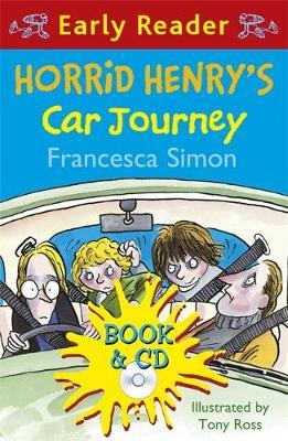 Horrid Henry's Car Journey - Horrid Henry Early Reader 53