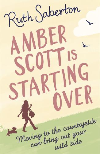 Amber Scott is Starting Over (Paperback)