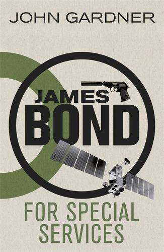 For Special Services - James Bond (Paperback)