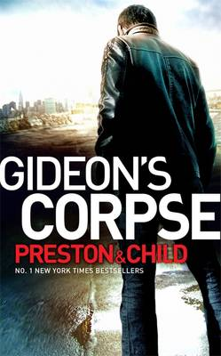 Gideon's Corpse: A Gideon Crew Novel - Gideon Crew (Paperback)