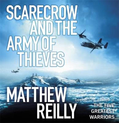 Scarecrow and the Army of Thieves (CD-Audio)
