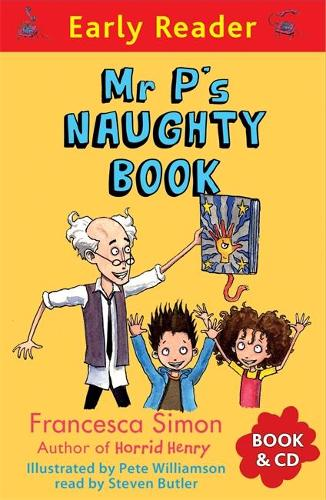 Early Reader: Mr P's Naughty Book