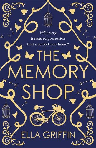 The Memory Shop (Paperback)