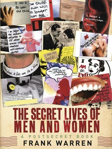The Secret Lives of Men and Women: A PostSecret Book (Paperback)