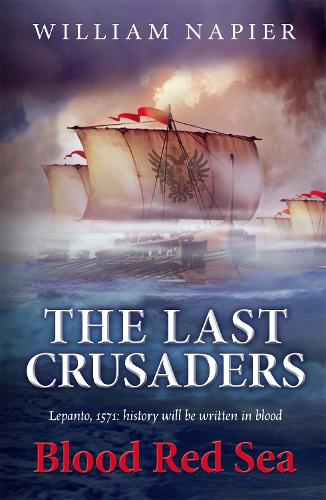 The Last Crusaders: Blood Red Sea (Paperback)