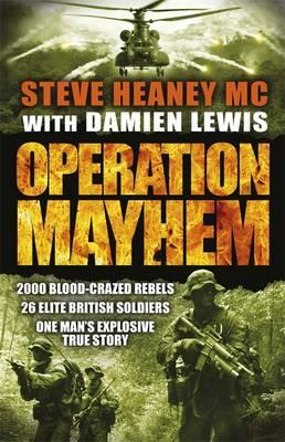 Operation Mayhem (Hardback)