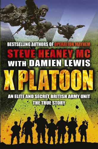 X Platoon (Paperback)