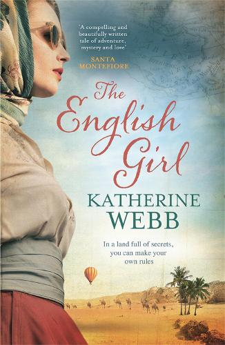 The English Girl: A compelling, sweeping novel of love, loss, secrets and betrayal (Paperback)