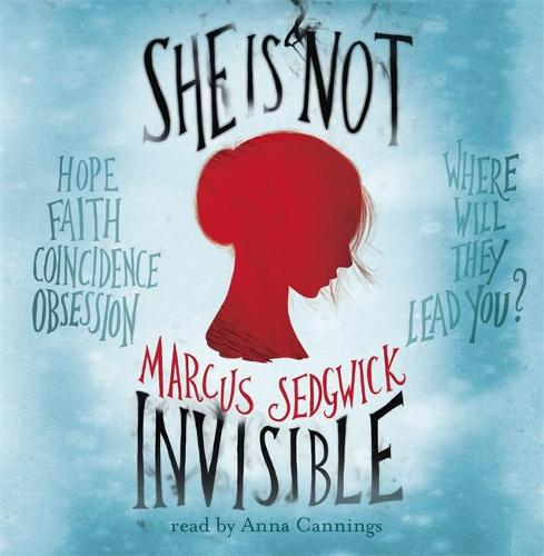 She Is Not Invisible (CD-Audio)