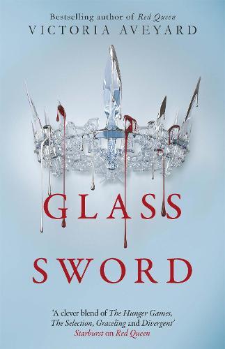 Glass Sword - Red Queen Series: Book 2 (Paperback)