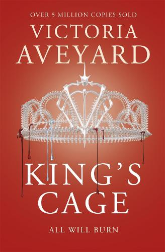 King's Cage - Red Queen 3 (Paperback)