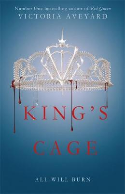 King's Cage (Paperback)