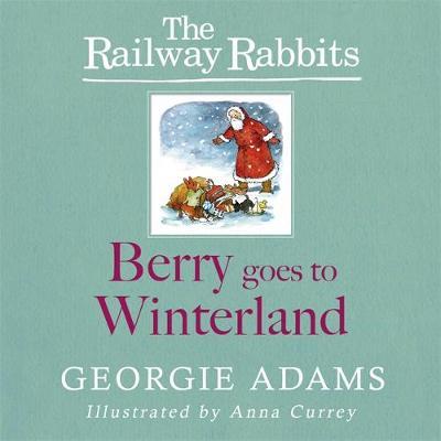 Berry Goes to Winterland: Book 2 - Railway Rabbits 2 (CD-Audio)