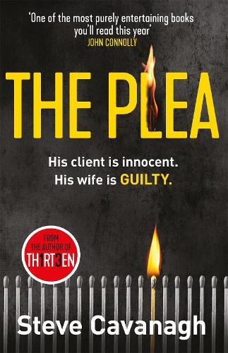 The Plea: Eddie Flynn Book 2 - Eddie Flynn (Paperback)