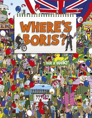 Where's Boris? (Hardback)