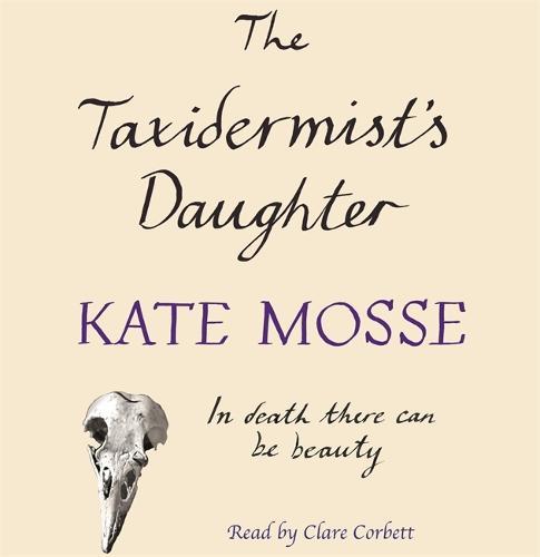 The Taxidermist's Daughter (CD-Audio)